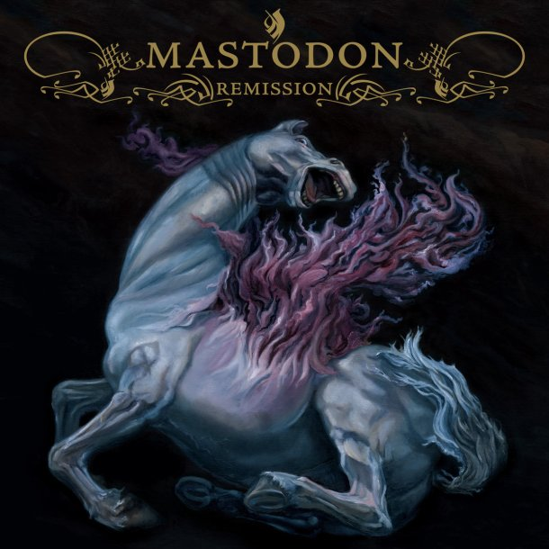 Mastodon Remission cover